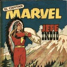 Tebeos: EL CAPITÁN MARVEL-15: JEFE INDIO (HISPANO AMERICANA, 1950). Lote 121028107