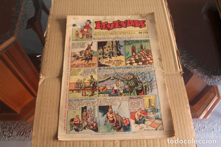 LEYENDAS INFANTILES Nº 137, EDITORIAL HISPANO AMERICANA (Tebeos y Comics - Hispano Americana - Leyendas Infantiles)