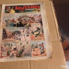 Tebeos: LEYENDAS INFANTILES Nº 130, EDITORIAL HISPANO AMERICANA. Lote 121456315