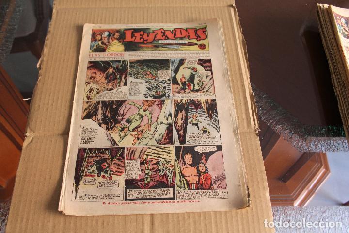 LEYENDAS INFANTILES Nº 122, EDITORIAL HISPANO AMERICANA (Tebeos y Comics - Hispano Americana - Leyendas Infantiles)
