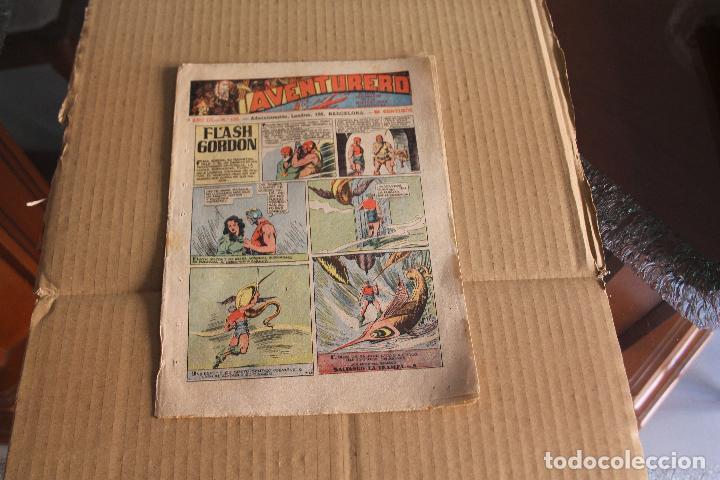 AVENTURERO Nº 125, EDITORIAL HISPANO AMERICANA (Tebeos y Comics - Hispano Americana - Aventurero)