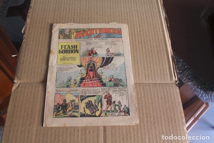 AVENTURERO Nº 135, EDITORIAL HISPANO AMERICANA (Tebeos y Comics - Hispano Americana - Aventurero)