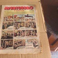 Tebeos: AVENTURERO Nº 111, EDITORIAL HISPANO AMERICANA. Lote 121456999