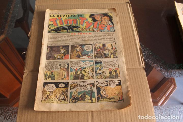 TIM TYLER Nº 45, EDITORIAL HISPANO AMERICANA (Tebeos y Comics - Hispano Americana - Tim Tyler)