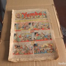 Tebeos: YUMBO Nº 107, EDIORIAL HISPANO AMERICANA. Lote 121457707