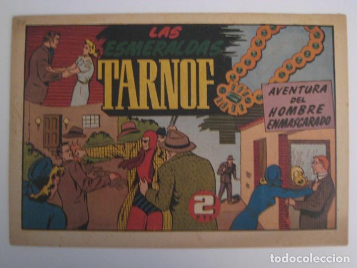 Comics: HISPANO AMERICANA - EL HOMBRE ENMASCARADO. LOTE DE 82 EJEMPLARES (GRAN FORMATO). AÑO 1941 - Foto 12 - 121658267
