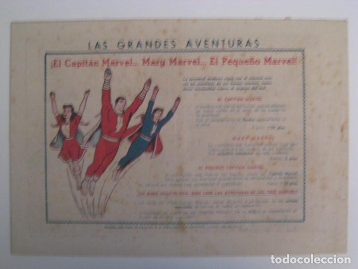 Comics: HISPANO AMERICANA - EL HOMBRE ENMASCARADO. LOTE DE 82 EJEMPLARES (GRAN FORMATO). AÑO 1941 - Foto 19 - 121658267