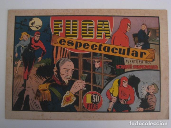 Comics: HISPANO AMERICANA - EL HOMBRE ENMASCARADO. LOTE DE 82 EJEMPLARES (GRAN FORMATO). AÑO 1941 - Foto 49 - 121658267