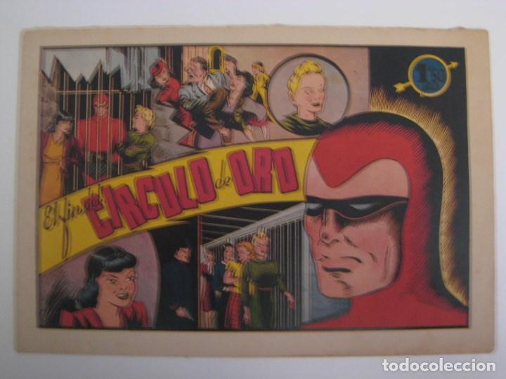 Comics: HISPANO AMERICANA - EL HOMBRE ENMASCARADO. LOTE DE 82 EJEMPLARES (GRAN FORMATO). AÑO 1941 - Foto 72 - 121658267