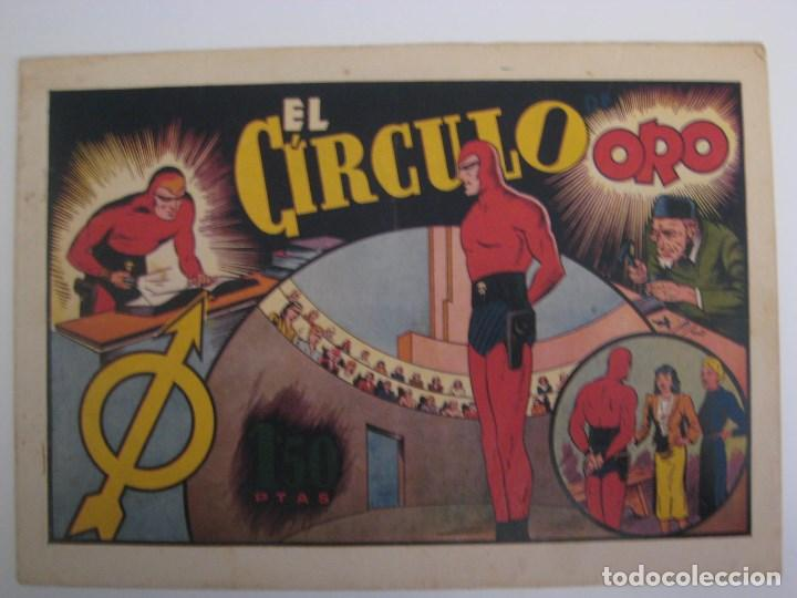 Comics: HISPANO AMERICANA - EL HOMBRE ENMASCARADO. LOTE DE 82 EJEMPLARES (GRAN FORMATO). AÑO 1941 - Foto 74 - 121658267