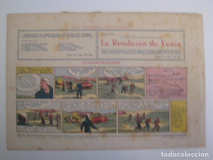 Comics: HISPANO AMERICANA - EL HOMBRE ENMASCARADO. LOTE DE 82 EJEMPLARES (GRAN FORMATO). AÑO 1941 - Foto 79 - 121658267