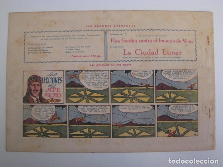 Comics: HISPANO AMERICANA - EL HOMBRE ENMASCARADO. LOTE DE 82 EJEMPLARES (GRAN FORMATO). AÑO 1941 - Foto 83 - 121658267