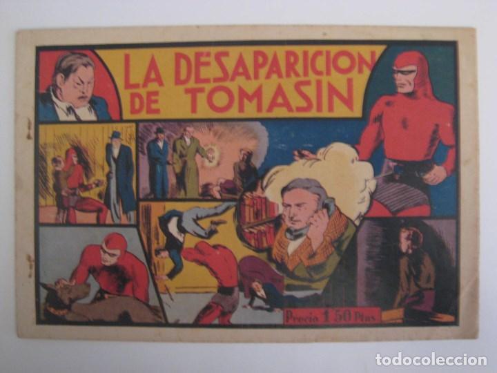 Comics: HISPANO AMERICANA - EL HOMBRE ENMASCARADO. LOTE DE 82 EJEMPLARES (GRAN FORMATO). AÑO 1941 - Foto 92 - 121658267