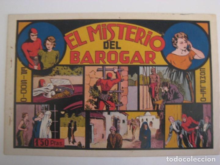 Comics: HISPANO AMERICANA - EL HOMBRE ENMASCARADO. LOTE DE 82 EJEMPLARES (GRAN FORMATO). AÑO 1941 - Foto 96 - 121658267