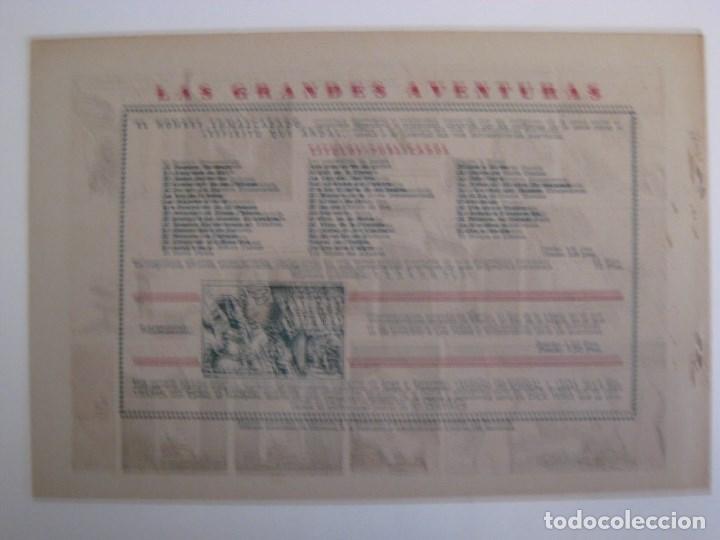Comics: HISPANO AMERICANA - EL HOMBRE ENMASCARADO. LOTE DE 82 EJEMPLARES (GRAN FORMATO). AÑO 1941 - Foto 121 - 121658267
