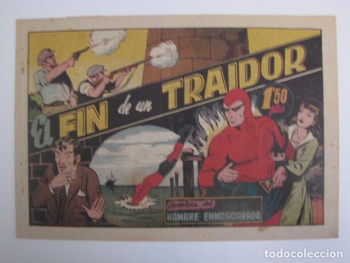 Comics: HISPANO AMERICANA - EL HOMBRE ENMASCARADO. LOTE DE 82 EJEMPLARES (GRAN FORMATO). AÑO 1941 - Foto 134 - 121658267
