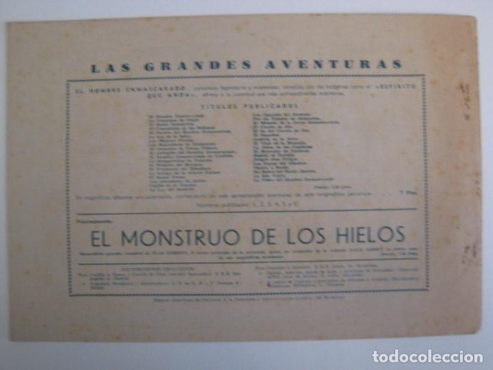 Comics: HISPANO AMERICANA - EL HOMBRE ENMASCARADO. LOTE DE 82 EJEMPLARES (GRAN FORMATO). AÑO 1941 - Foto 139 - 121658267