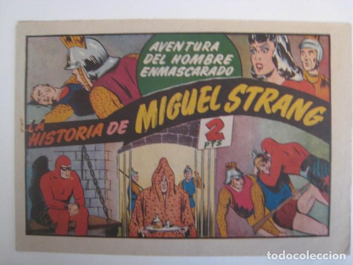 Comics: HISPANO AMERICANA - EL HOMBRE ENMASCARADO. LOTE DE 82 EJEMPLARES (GRAN FORMATO). AÑO 1941 - Foto 166 - 121658267
