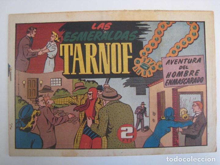Comics: HISPANO AMERICANA - EL HOMBRE ENMASCARADO. LOTE DE 82 EJEMPLARES (GRAN FORMATO). AÑO 1941 - Foto 170 - 121658267