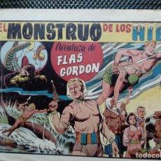 Tebeos: COMIC FLAS GORDON - HISPA. AMER. DE EDC, 1944 -ORIGINAL (M-2). Lote 121683847
