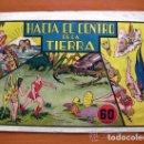 Tebeos: CARLOS EL INTRÉPIDO, Nº 4, HACIA EL CENTRO DE LA TIERRA - EDITORIAL HISPANO AMERICANA 1942. Lote 121725163