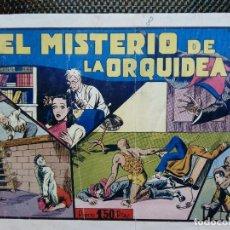 Tebeos: COMIC EL MISTERIO DE LA ORQUIDEA - HISP. AMER. DE EDIC.1944 ORIGINAL ( M-2). Lote 121745507