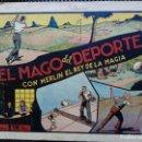 Tebeos: COMIC MERLIN EL REY DE LA MAGIA - HISPA.AMER. DE EDIC. 1944 ORIGINAL (M-2). Lote 121749379