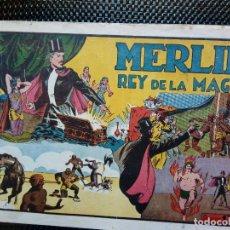 Tebeos: COMIC EL MISTERIO DE LA ORQUIDEA - HISP. AMER. DE EDIC.1944 ORIGINAL ( M-2). Lote 121757311