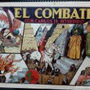 Tebeos: COMIC CARLOS EL INTREPIDO - ORIGINAL - EDC. HISP.AMER. 1942 (M-2). Lote 121766267