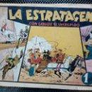 Tebeos: COMIC CARLOS EL INTREPIDO - ORIGINAL - EDC. HISP.AMER. 1942 (M-2). Lote 121768007
