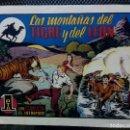 Tebeos: COMIC CARLOS EL INTREPIDO - ORIGINAL - EDC. HISP.AMER. 1942 (M-2). Lote 121769379