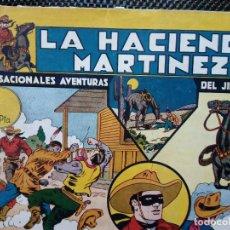 Tebeos: COMIC LA HACIENDA MARTINEZ - ORIGINAL - HISP. AMER. DE EDICIO. 1942 - (M-2). Lote 121773567