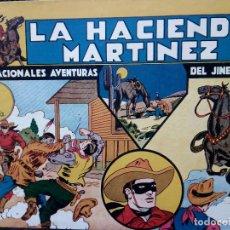 Tebeos: COMIC LA HACIENDA MARTINEZ - ORIGINAL - HISP. AMER. DE EDICIO. 1942 - (M-2). Lote 121775035