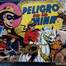 Tebeos: COMIC PELIGRO EN LA MINA - ORIGINAL - HISPA.AMER. DE EDIC. 1944 (M-2). Lote 121784395