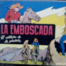 Tebeos: COMIC EL SOLITARIO DE LA PRADERA Nº 4 - HISP. AMER..DE EDIC. 1943 - ORIGINAL (M-2). Lote 121787451