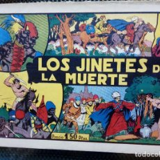 Tebeos: COMIC LOS JINETES DE LA MUERTE - ORIGINAL - HISPA. AMER.DE EDICIONES 1944 (M-2). Lote 121790159
