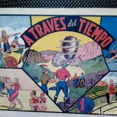 Tebeos: COMIC A TRAVES DEL TIEMPO - ORIGINAL - HISPA. AMER. DE EDIC. (M-2). Lote 121792043
