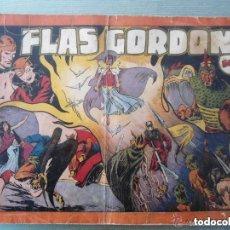 Comics - ANTIGUO COMIC TEBEO FLASH GORDON - NUM 1 - EDIT HISPANO AMERICANA - 1944 - ALBUM ROJO - 121818299
