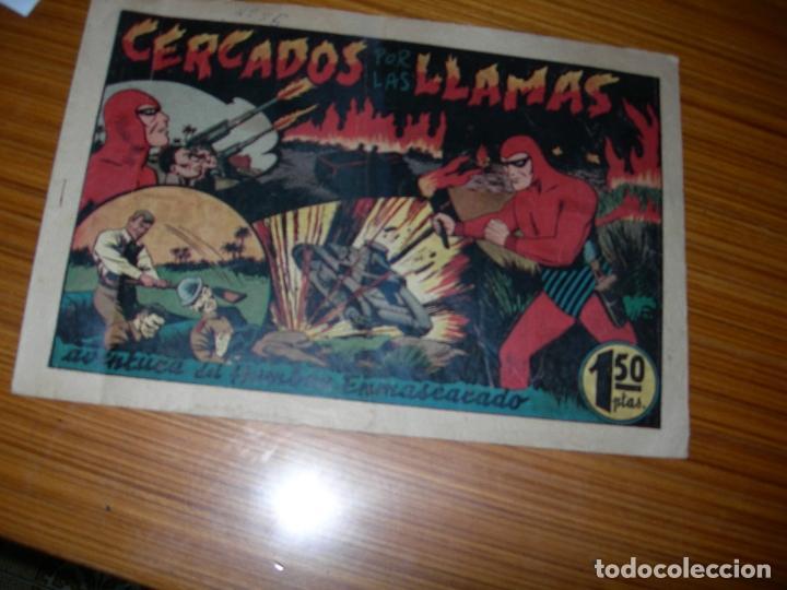 HOMBRE ENMASCARADO Nº 55 EDITA HISPANO AMERICANA (Tebeos y Comics - Hispano Americana - Hombre Enmascarado)