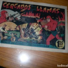 Tebeos: HOMBRE ENMASCARADO Nº 55 EDITA HISPANO AMERICANA . Lote 121859883