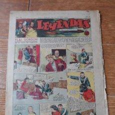 Tebeos: LEYENDAS INFANTILES Nº 108 HISPANO AMERICANA FLASH GORDON DICK NORTON DE IRANZO , TARZAN X 9 . Lote 122091087
