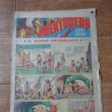 Tebeos: AVENTURERO Nº 53 EDITORIAL HISPANO AMERICANA 1935 FLASH GORDON , TARZAN X 9 MERLIN MANDRAKE . Lote 122093659
