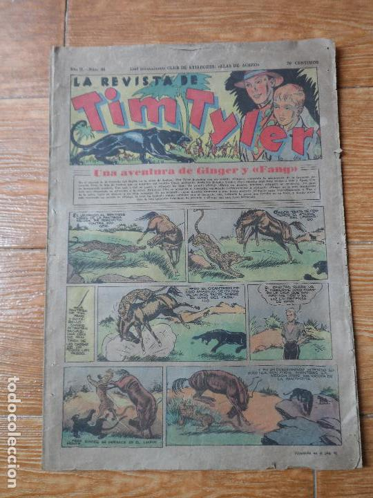TIM TYLER Nº 64 EDITORIAL HISPANO AMERICANA (Tebeos y Comics - Hispano Americana - Tim Tyler)