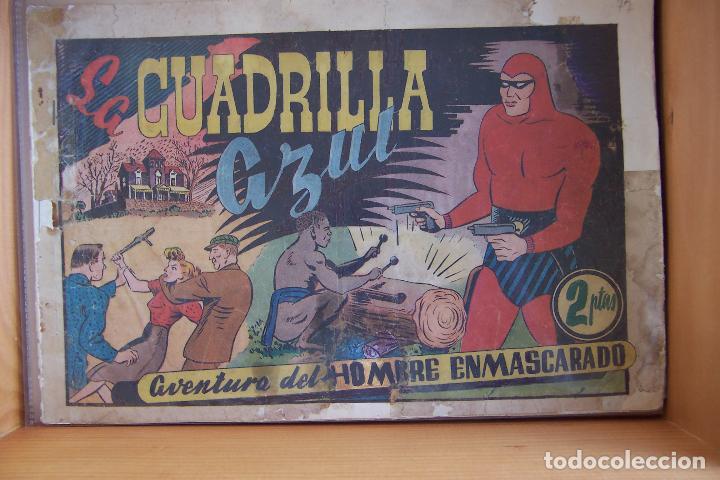 Tebeos: hispano americana, gran lote del hombre enmascarado, ver. - Foto 15 - 141162360