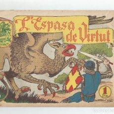 Tebeos: HISTORIA I LLEGENDA HISPANO AMERICANA DE EDICIONES Nº 3. Lote 123352739