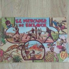 Tebeos: ANTIGUO COMIC EL MERCADER DE ESCLAVOS, 1940, JORGE Y FERNANDO. Lote 124505995