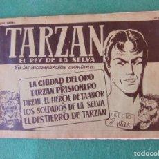 Tebeos: TARZAN ALBUM VERDE Nº 2 HISPANO AMERICANA DE EDICIONES. Lote 125268699