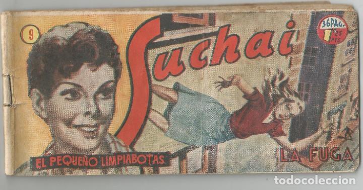 SUCHAI HISPANO AMERICANA DE EDICIONES Nº 9 (Tebeos y Comics - Hispano Americana - Suchai)