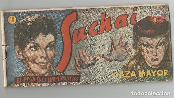 SUCHAI HISPANO AMERICANA DE EDICIONES Nº 10 (Tebeos y Comics - Hispano Americana - Suchai)