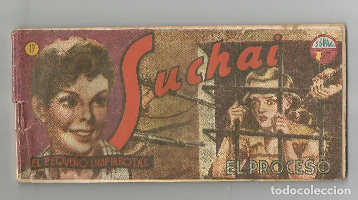 SUCHAI HISPANO AMERICANA DE EDICIONES Nº 17 (Tebeos y Comics - Hispano Americana - Suchai)